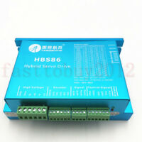 Leadshine Closed-Loop Stepper Drive Controller Match NEMA23 24 34 HBS86/ES-D808