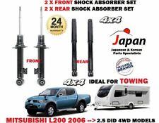 2 X Nouveau Arrière Amortisseurs Pour Mitsubishi L200 Pick Up K74-2.5TD 1996-2007