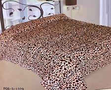 New Ultra Soft Flannel Plush Queen Size Velvet Cozy Blanket  Bedspread Get Gift