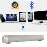 TV Home Theater Soundbar Bluetooth Sound Bar Speaker Built-in Subwoofer
