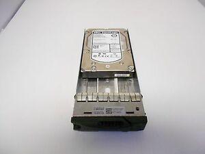 """Dell EqualLogic 600GB 10K 3.5"""" SAS Hard Drive PS4000 PS6000 PS6010 WK0CR W/Tray"""