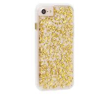 Case-Mate Karat Fashion Metallic Tough Rear Case for Apple iPhone 8 / 7/6/6s Gold