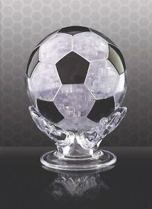 3D Fun Puzzles Football/Dinosaur/Panda/Elephant/Apple/Skull
