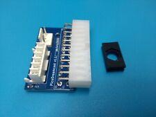 Dreamcast PICO PCB (PicoDreamcast v1.1) includes 3d printed Plug connector