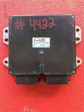 2008 2009 Mazda3 Ecu Engine Computer Lf7W 18 881C # 4422