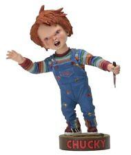 Child's Play 2 Headknockers Hand Painted Chucky NECA Figure 47118