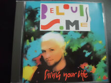 BELOUIS  SOME   -   LIVING  YOUR  LIFE ,   CD  1993 ,  ELECTRONIC  ROCK , POP