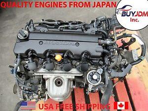 2006-2011 Honda Civic 1.8l Engine JDM R18a Engine MT Transmission Civic i-vtec