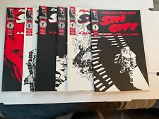 Sin City A Dame To Kill For Limited Set Frank Miller Comic Noir First Printings