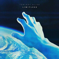 Tonight Alive - Limitless (2016) CD - Brand New & Sealed