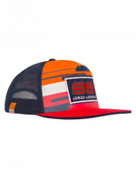 Cap Jorge Lorenzo 99 JL99 Repsol Flat Trucker official MotoGp collection Located