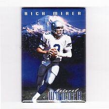 RICK MIRER / NATURAL WONDER - COSTACOS BROTHERS POSTER MAGNET (seahawks nike nd)
