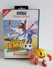 Sega Master System SUPER KICK OFF - VGC