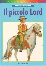 IL PICCOLO LORD - FRANCES BURNETT