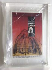 Planet of the Apes Mini Poster Replica in Lucite Limited Edition of 1968