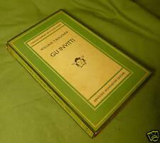 Faulkner, Gli Invitti, prima edizione 1948 Mondadori