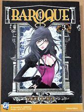 Baroque n. 3 di Yayoi Ogawa ed. GP* SCONTO 40%* NUOVO!