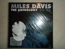 "COFFRET 5 CD MILES DAVIS ""The Anthology 55-58"" Neuf et scellé µ"