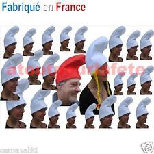 LOT DE 24 Bonnets de Schtroumpf,Grand,Schtroumpfette,Accessoire,Déguisement,Fête