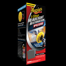 Meguiars Headlight Restoration Kit G1900UK Brand New from a Ultimate Stockist