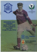 CWC EC II 98/99 NK Varteks Varazdin - R.C.D. Mallorca