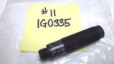 IFM EFECTOR SENSOR IGO335 USED IG0335