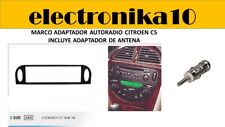 Marco Adaptador de Montaje Radio 1din Citroen C5 2001->+ISO antena