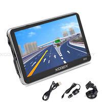 XGODY 5'' GPS Navigatore Navigazione 8GB/ROM Camion Truck EU 3D Mappa Bluetooth