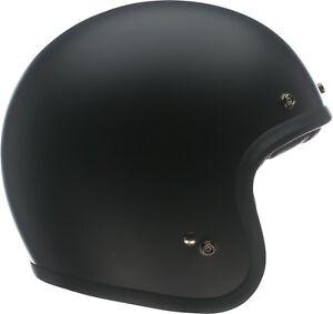 Casque Helm Casque Helmet Bell Custom 500 Dlx Solid Matte Black TAILLE S 7050049