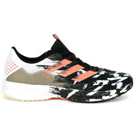 Adidas Men's SL20 Core Black/Signal Coral/Cloud White Running Shoes EF0804 NEW
