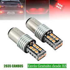 2x 15LED 12V 1157 / BAY15D P21 / 5W 2835 LÁMPARA DE FRENO  Canbus Luz de freno