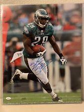 LeSean McCoy Signed Philadelphia Eagles 16x20 Photo JSA