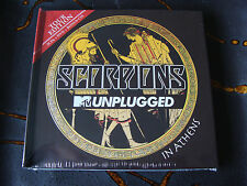 Slip Quad: Scorpions : MTV Unplugged In Athens Tour Edition : 3 CDs & DVD Sealed