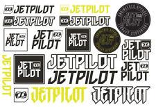 Stickers JetPilot Feuille A4 planche 21cm x 29,7cm
