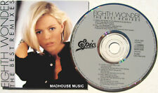 EIGHTH WONDER CD The Best REMIXES JAPANESE 6 Track I'm Not DISCO Pet Shop Boys
