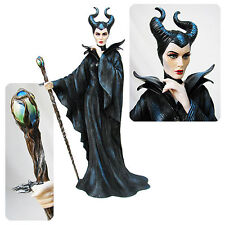 FIGURE DISNEY SHOWCASE MALEFICA MALEFICENT AURORA STATUA STATUE RESINA RESIN #1