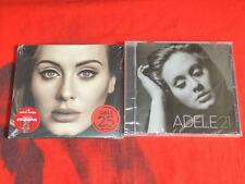 Adele 21 [AU Edition] + Adele 25 [US Deluxe Edition + 3 Extra Songs] By Adele