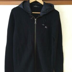 Burberry Knit Zip-Up