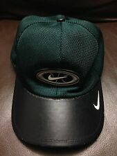 #G4 Vtg Authentic Hat Cap Snap Strap Back Nike Tennis Golf Rare Classic Design