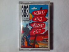 883 Nord Sud Ovest Est mc cassette k7 RARISSIMA VERY RARE SIGILLATA SEALED