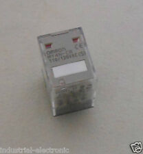 My4n-cr Relè elettromagnetico DPDT A 110V AC industriale SERIE my4n-cr, 14 pin