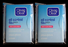 Clean & Clear Oil Control Film Absorb and Blotting Paper 120 sheets anti-sebum