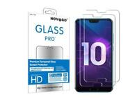 Huawei Honor 10 (Pack de 2) Films Protection écran en Verre trempé solide