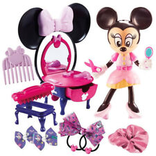 Disney Minnie Mouse Dressing Table Hair Styling Station NEW