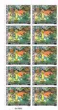 Timbres d'Europe feuilles