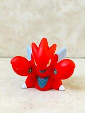 SCIZOR Pokemon Nintendo Bandai action figure 4 cm China hard plastic toy
