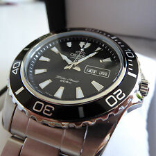 BEST PRICE!! Orient DEEP FEM75001BV Automatic Watch Automatik Herren Taucher Uhr