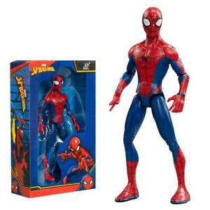"""Marvel Classic Spider-Man 7"""" Action Figure Movie Toy 13"""