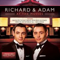 Richard and Adam - At The Movies [CD]