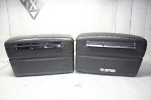 FXRP saddlebags Harley FXR Police bags Sheriff FXRT FXRD paniers FXLR EPS24108